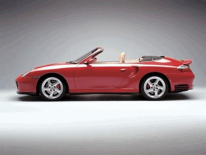2004 Porsche 911 Turbo cabriolet 13