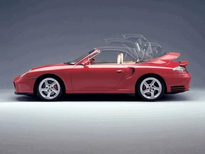 2004 Porsche 911 Turbo cabriolet 14