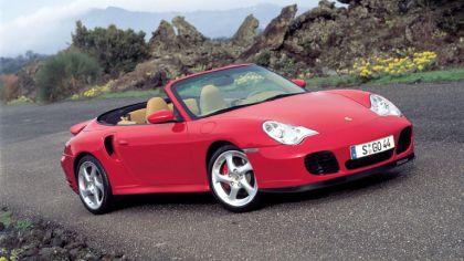 2004 Porsche 911 Turbo cabriolet 1
