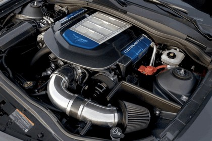 2009 Hennessey HPE700 ( based on Chevrolet Camaro SS ) 8