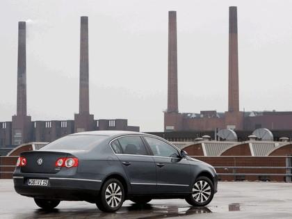 2009 Volkswagen Passat ( B6 ) EcoFuel 6