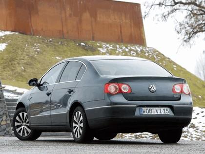 2009 Volkswagen Passat ( B6 ) EcoFuel 7