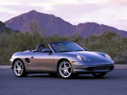 2004 Porsche Boxster 1