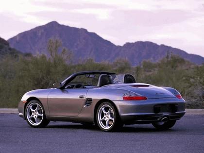 2004 Porsche Boxster 2
