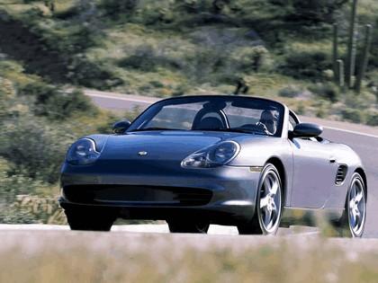 2004 Porsche Boxster 3
