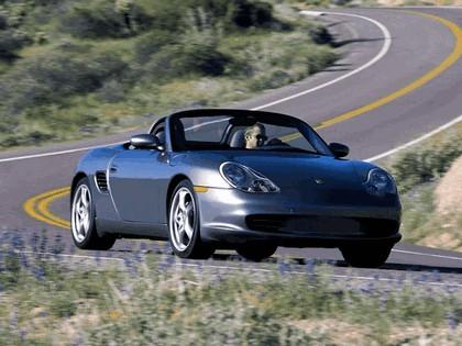 2004 Porsche Boxster 4