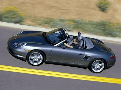2004 Porsche Boxster 6