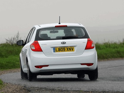 2009 Kia Ceed - UK version 8