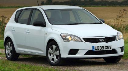 2009 Kia Ceed - UK version 5