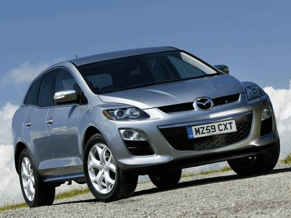 2009 Mazda CX-7 - UK version 1