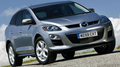 2009 Mazda CX-7 - UK version 9