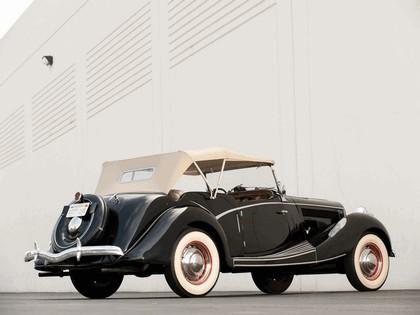 1936 Ford Tourer by Jensen 2