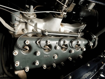 1936 Ford Tourer by Jensen 3