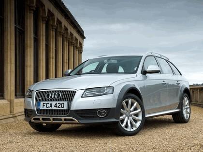 2009 Audi A4 ( B8 8K ) Allroad 2.0 TDI Quattro - UK version 1