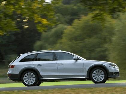 2009 Audi A4 ( B8 8K ) Allroad 2.0 TDI Quattro - UK version 3