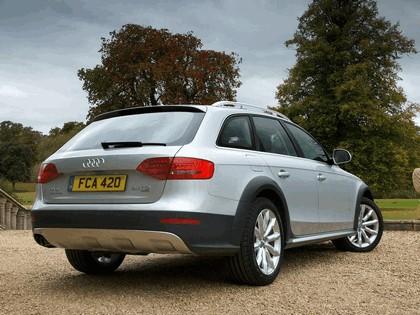 2009 Audi A4 ( B8 8K ) Allroad 2.0 TDI Quattro - UK version 5