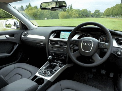 2009 Audi A4 ( B8 8K ) Allroad 2.0 TDI Quattro - UK version 6