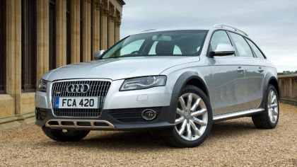 2009 Audi A4 ( B8 8K ) Allroad 2.0 TDI Quattro - UK version 8