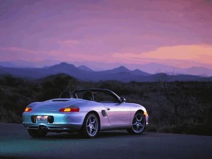 2004 Porsche Boxster S 4