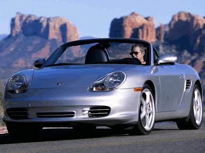 2004 Porsche Boxster S 7