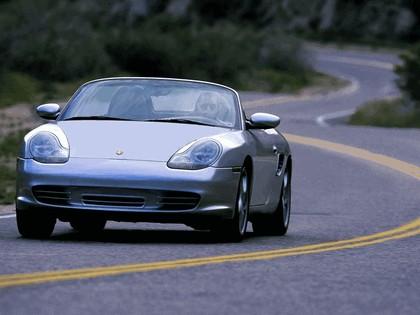 2004 Porsche Boxster S 8