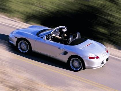 2004 Porsche Boxster S 10
