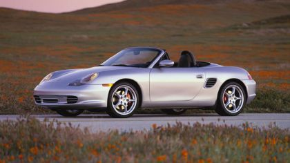 2004 Porsche Boxster S 3