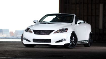 2009 Lexus IS 350C by 0-60 Magazine and Design Craft Fabrication 2