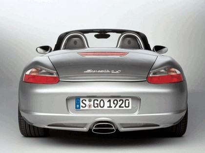 2004 Porsche Boxster S - 50 years of the 550 Spyder Anniversary Edition 4