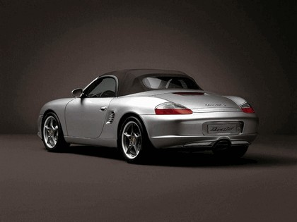 2004 Porsche Boxster S - 50 years of the 550 Spyder Anniversary Edition 6