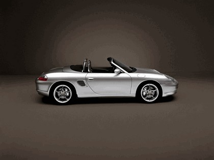 2004 Porsche Boxster S - 50 years of the 550 Spyder Anniversary Edition 7