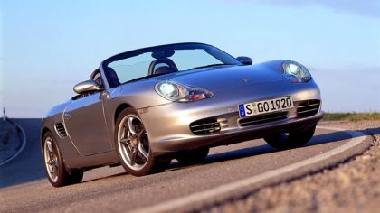 2004 Porsche Boxster S - 50 years of the 550 Spyder Anniversary Edition 3