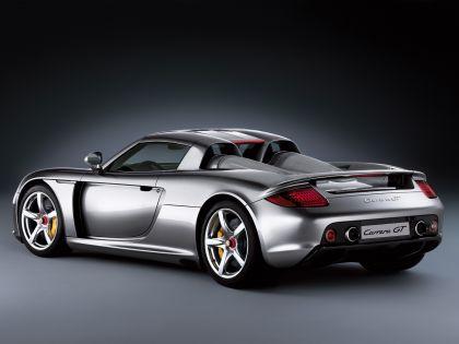2004 Porsche Carrera GT 3