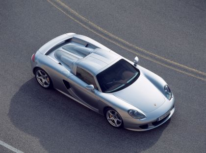 2004 Porsche Carrera GT 11