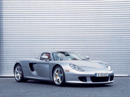 2004 Porsche Carrera GT 14
