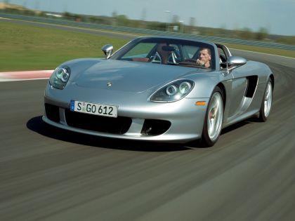2004 Porsche Carrera GT 17