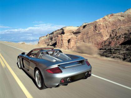 2004 Porsche Carrera GT 29
