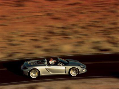 2004 Porsche Carrera GT 40