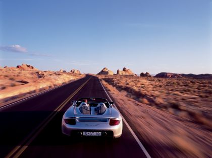 2004 Porsche Carrera GT 43
