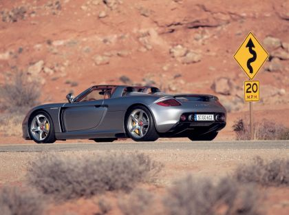 2004 Porsche Carrera GT 50