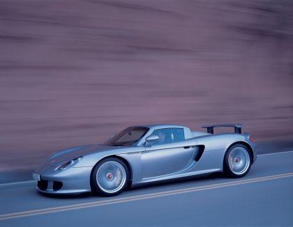 2004 Porsche Carrera GT 55