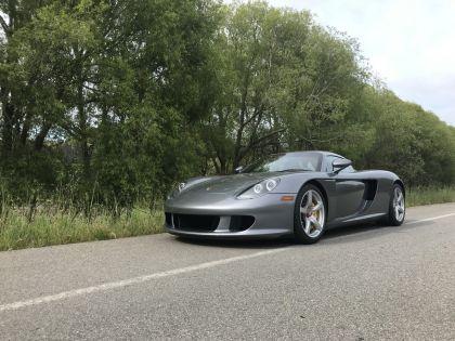 2004 Porsche Carrera GT 58
