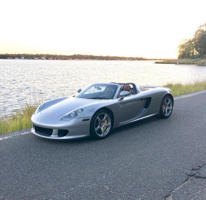 2004 Porsche Carrera GT 63