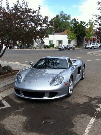 2004 Porsche Carrera GT 66