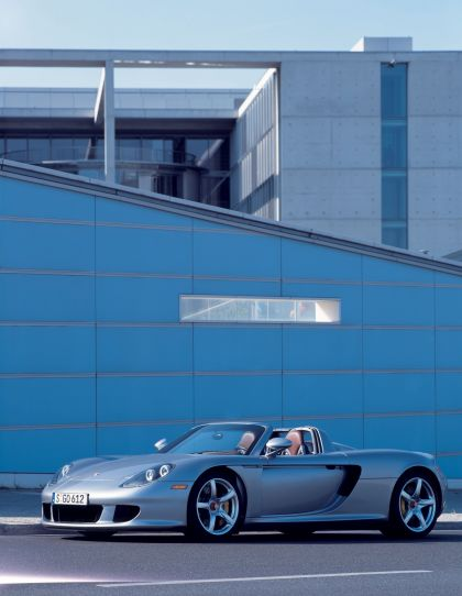 2004 Porsche Carrera GT 91
