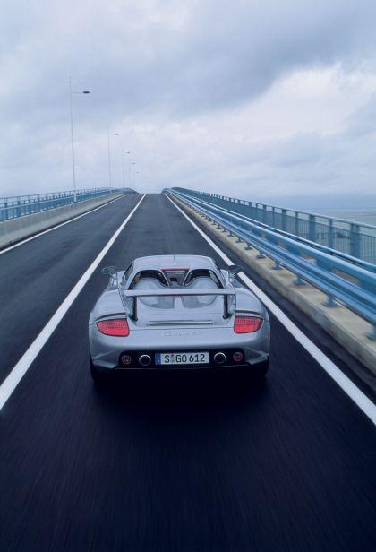 2004 Porsche Carrera GT 93