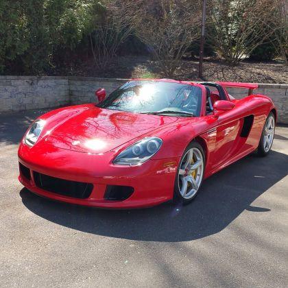 2004 Porsche Carrera GT 114