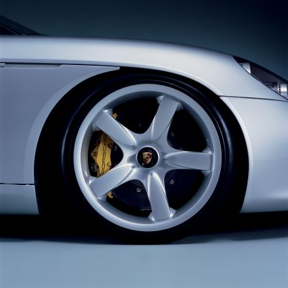 2004 Porsche Carrera GT 116