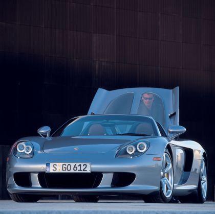 2004 Porsche Carrera GT 140