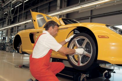 2004 Porsche Carrera GT 156